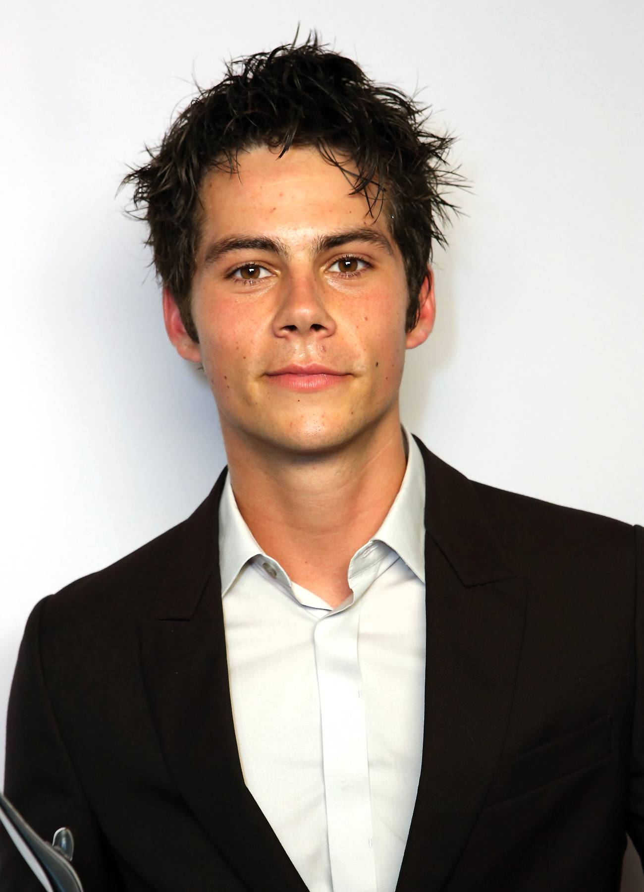 Dylan O'Brien - September 19, 2014 - New York native, Dylan O'Brien hit 106 to talk about how he got into character for new film The Maze Runner. Watch a clip now!  (Photo: Ari Perilstein/Getty Images for Variety)