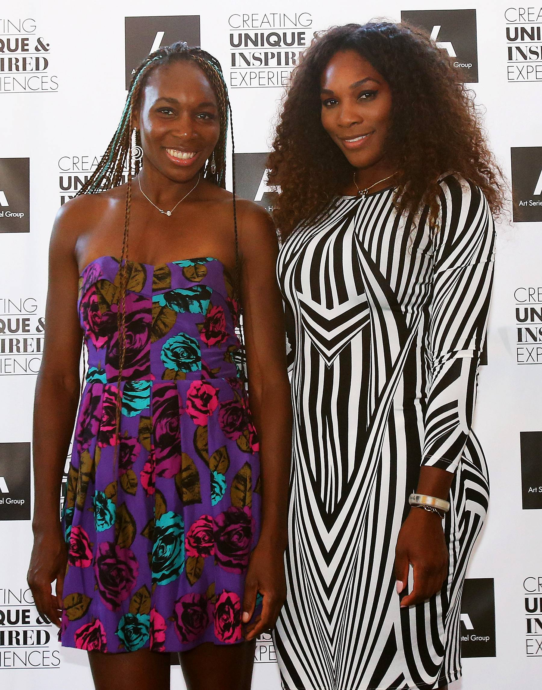 Venus & Serena Williams - Venus & Serena Williams have dominated the sport of tennis since their early teens and have only gotten better with time. Over a year ago both sisters were faced with potentially career-ending injuries and illnesses, but they're back and stronger than ever.  (Photo: Scott Barbour/Getty Images)