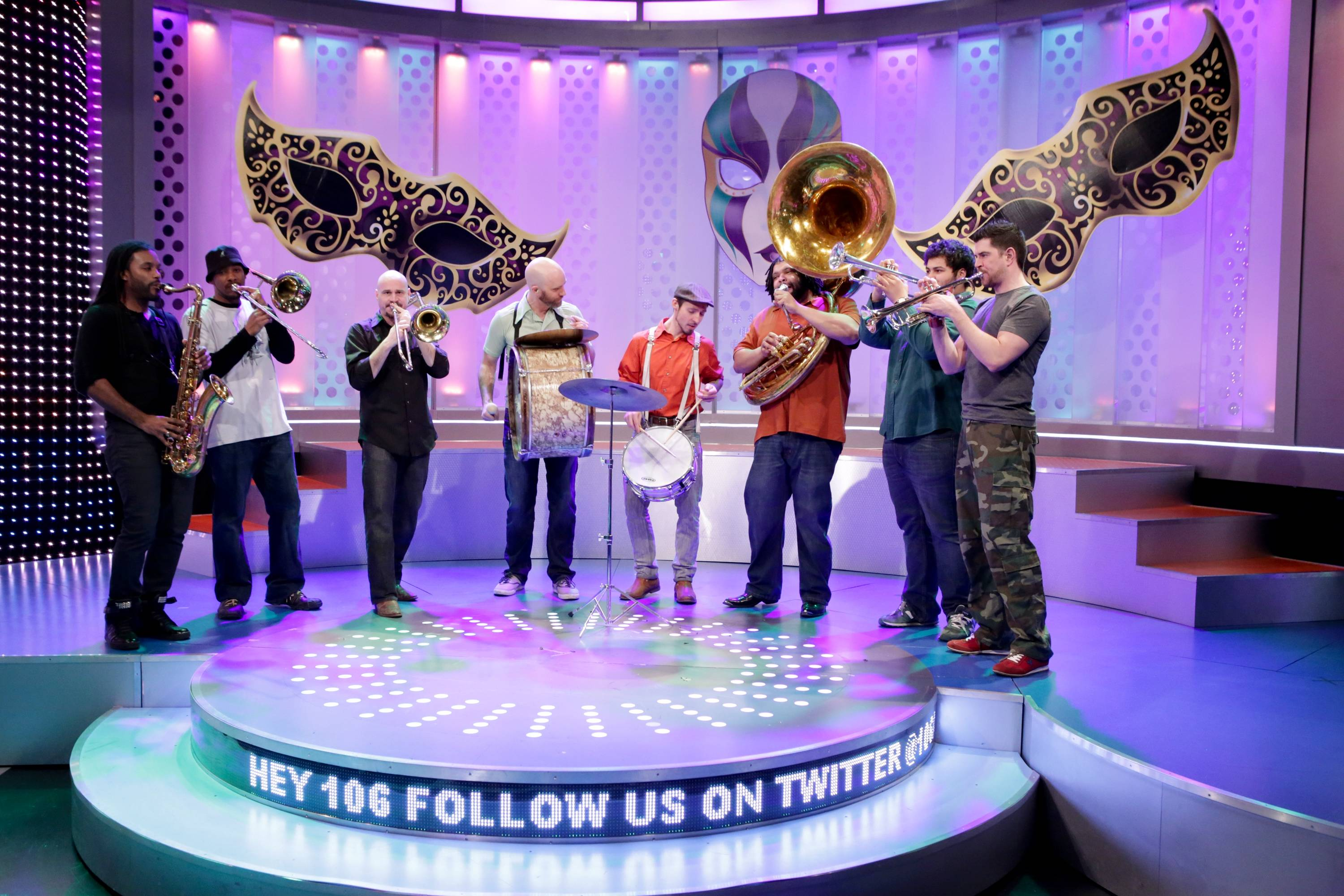 Big Band - (Photo: Bennett Raglin/BET/Getty Images for BET)