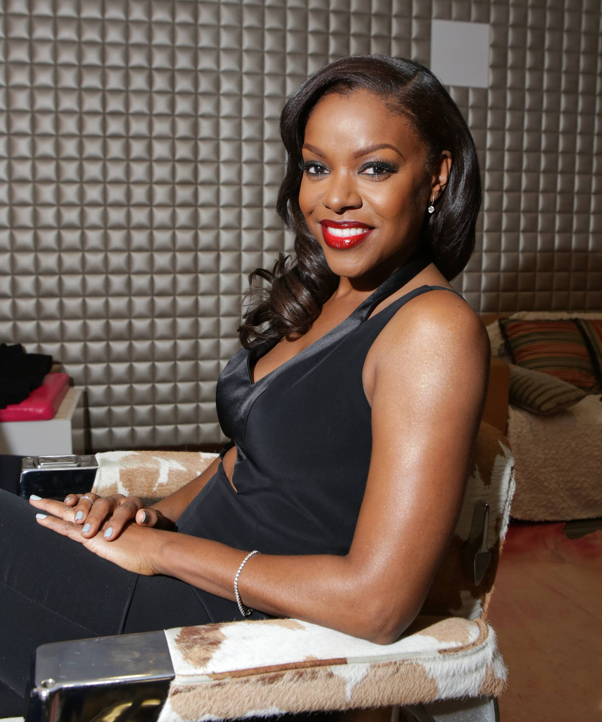 Sitting Pretty - (Photo: Bennett Raglin/BET/Getty Images for BET)