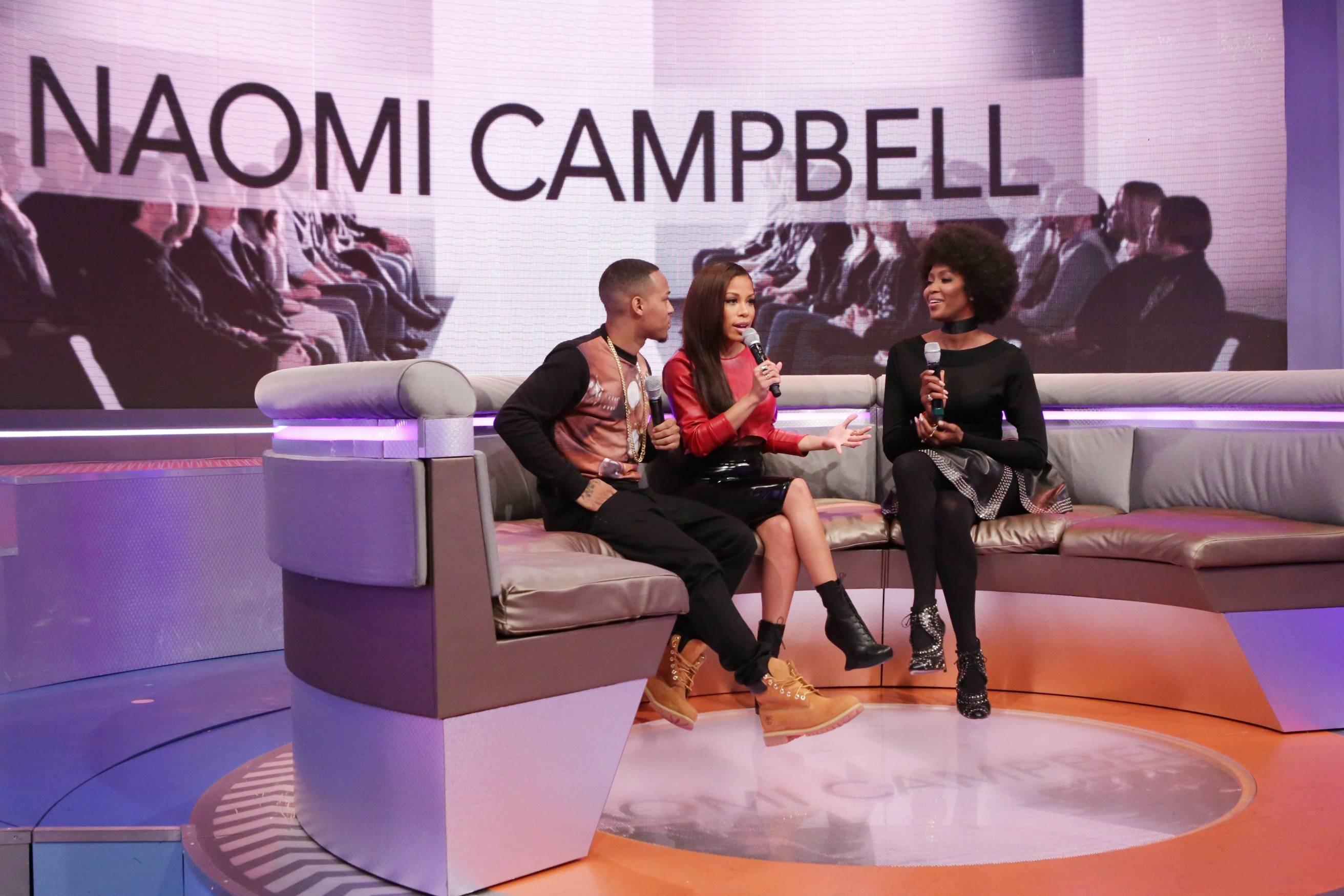 Miss Naomi Campbell - (Photo: Bennett Raglin/BET/Getty Images)