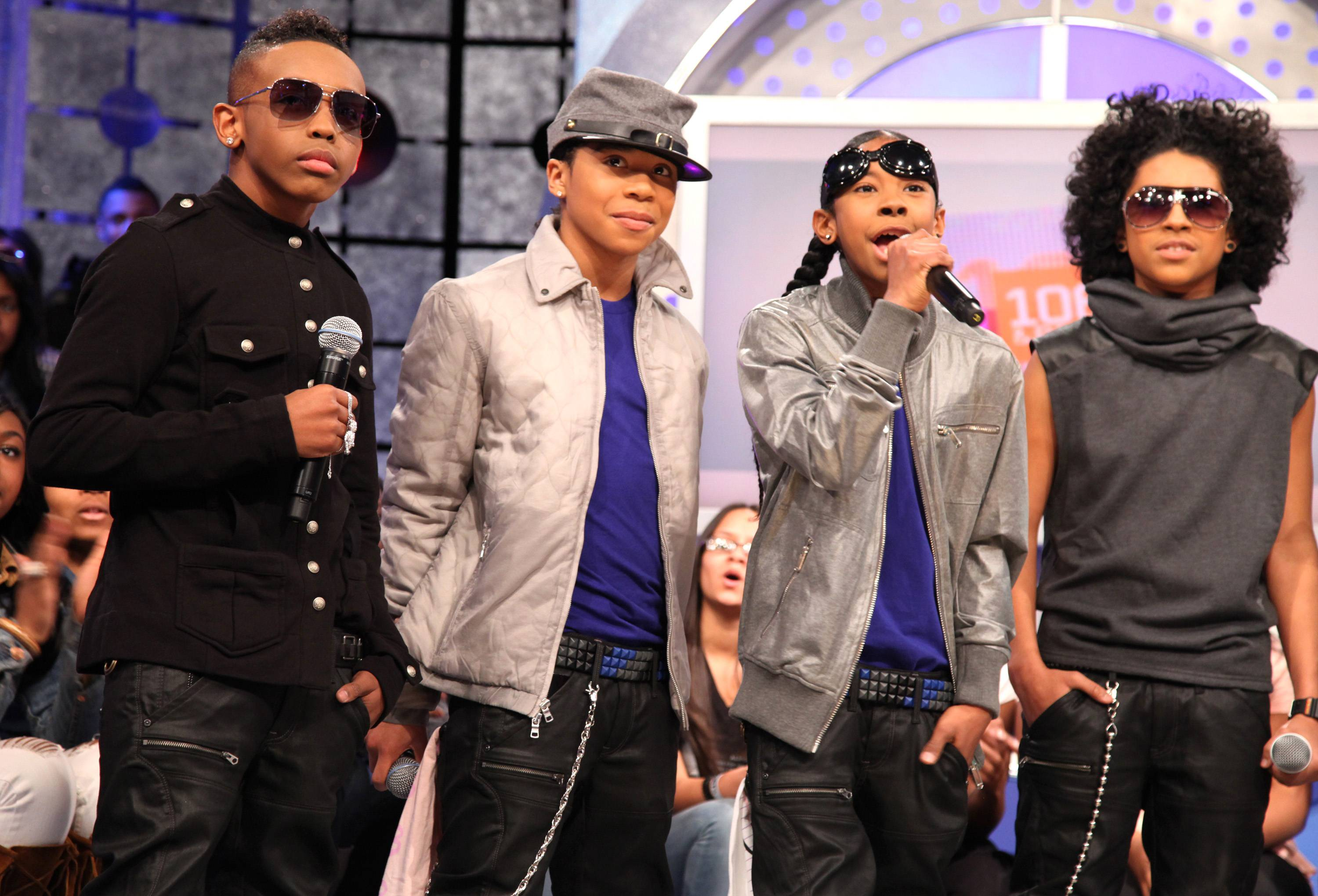 """Mindless Behavior - How well do you know these teen sensations? Take our quiz and then tune in to 106 & Park tonight (March 8) to check out their new music video for """"Hello""""!(Photo by Johnny Nunez/WireImage)"""