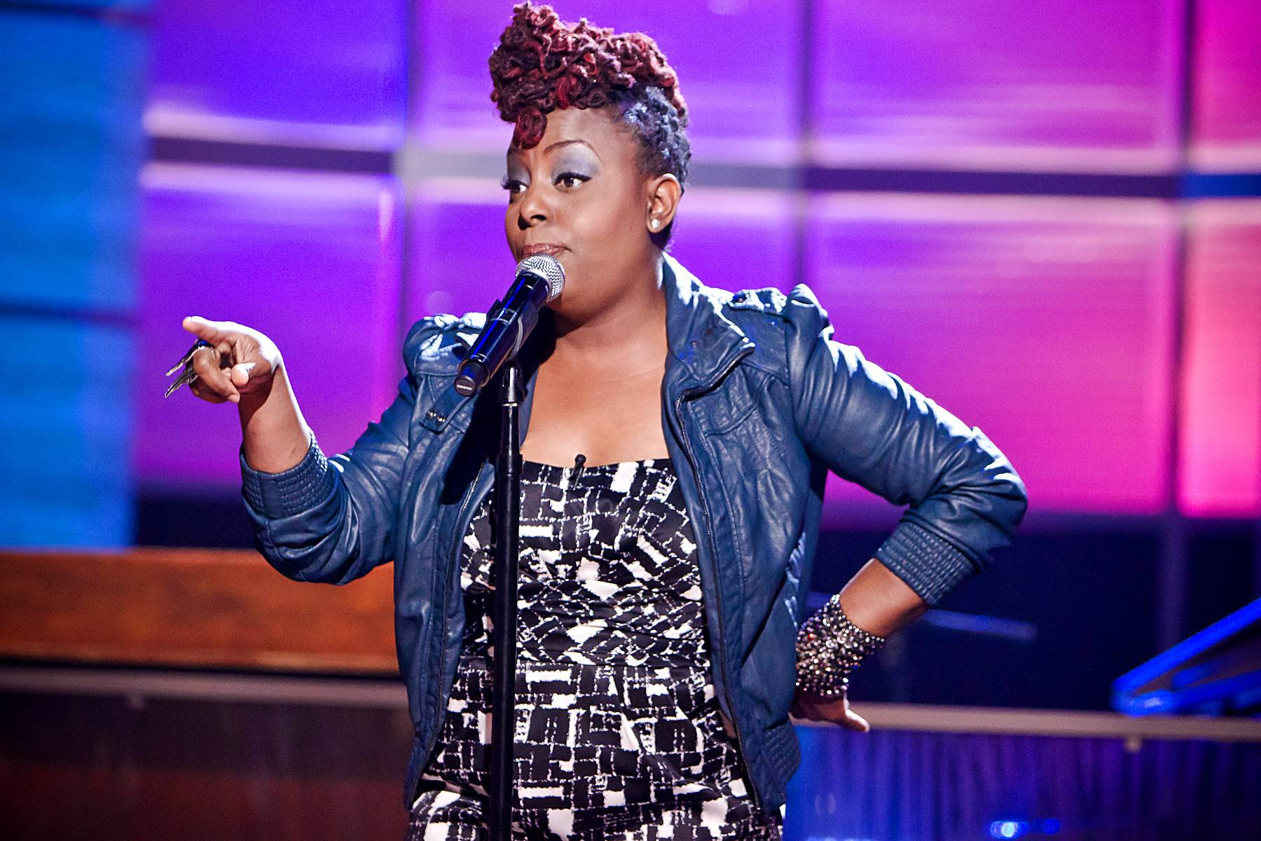 Fifth Time's the Charm - Pieces of Me is Ledisi's fifth album and was released June 14th, 2011.(Photo: Darnell Williams/BET)