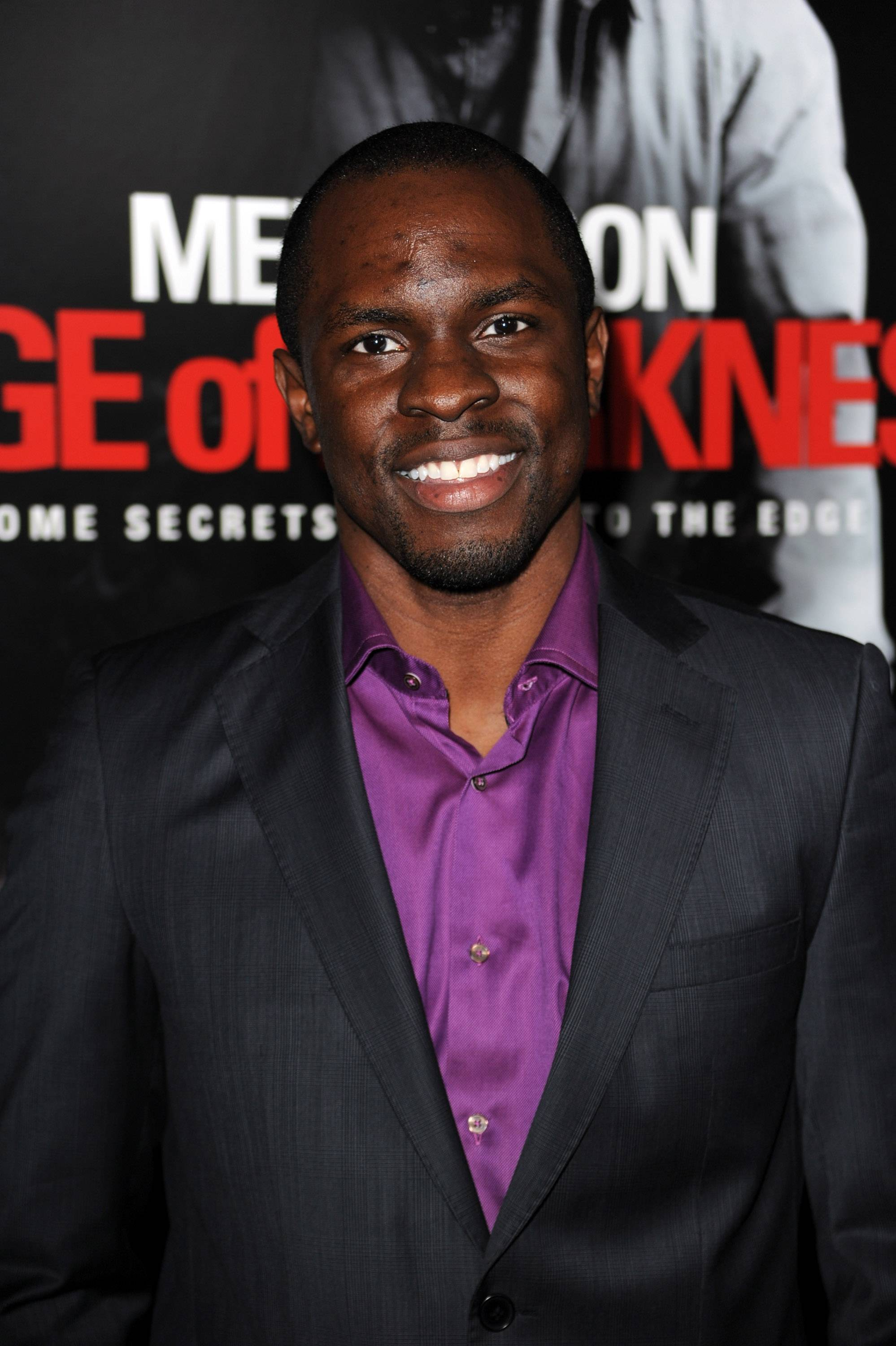 Edge of Darkness - Akinnagbe had a small role in the Mel Gibson action-thriller Edge of Darkness, in which he portrayed a detective associated with Gibson's character.(Photo by Frazer Harrison/Getty Images)