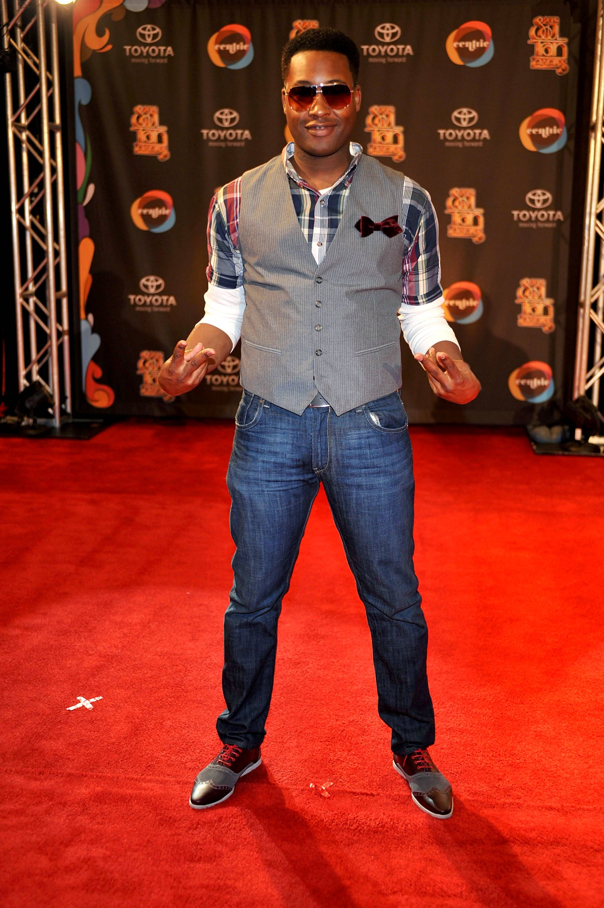 Mychael Knight - Born in Germany and raised in the States, Knight entered the fashion industry after studying in Atlanta, GA. He debut his self-titled line during BET's Rip the Runway in 2007.(Photo: Moses Robinson/PictureGroup)