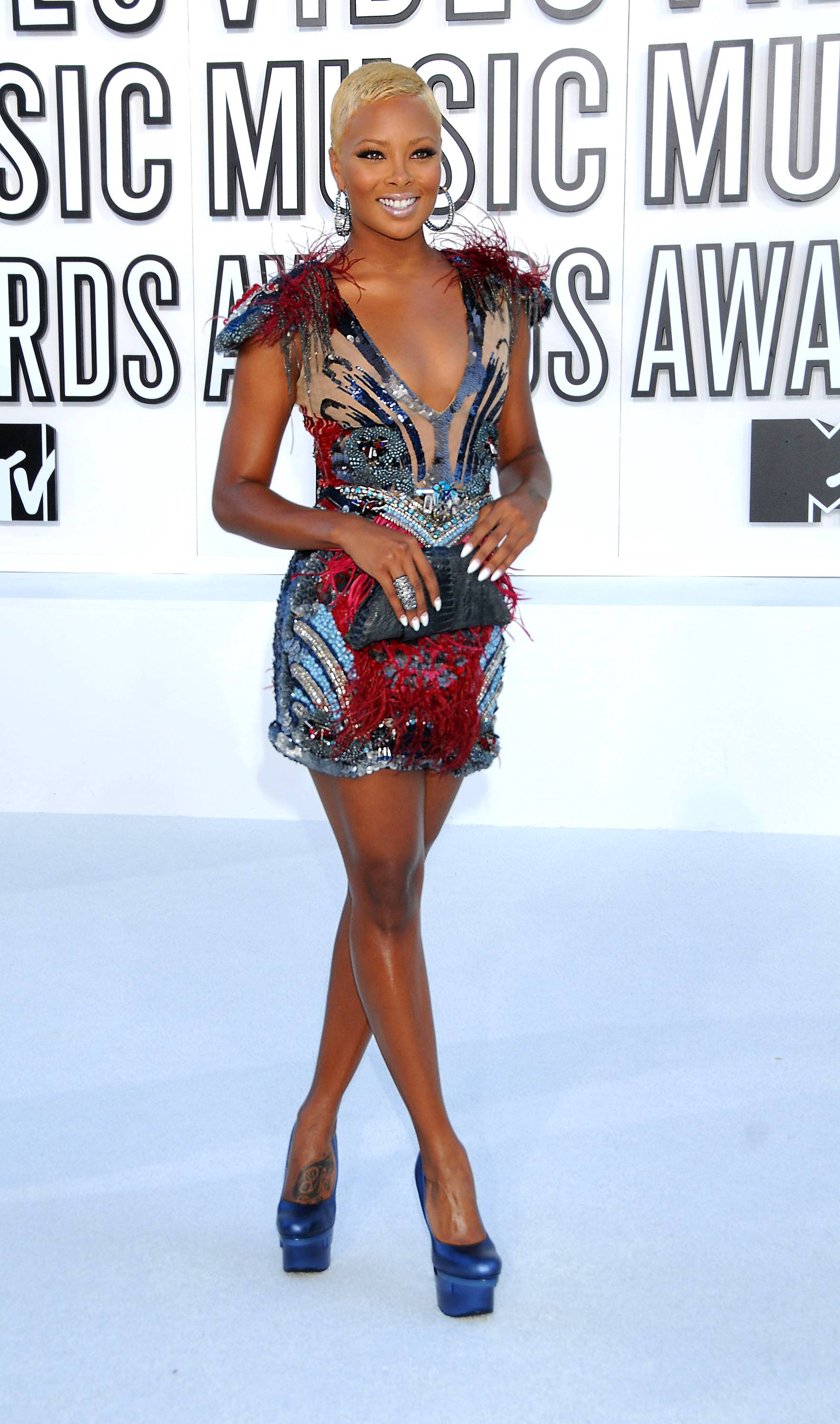 Eva Pigford - This Ford model gained recognition during the thrid cycle of America's Next Top Model. She has since entered the entertainment industry with roles in The Young and the Restless, Tyler Perry's House of Payne and Smallville.(Photo: Gregg DeGuire/PictureGroup)