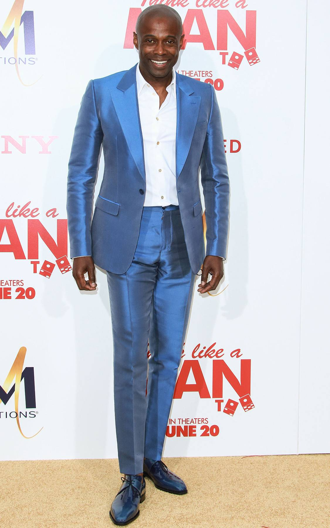 Welcome to the KEM Lab - Since KEM has stepped on the scene he has prided himself as a classy dude who makes classy music. Check out how deep his suit game is right here.(Photo by David Acosta/Celebrity Monitor) Pictured: L'Renee, Kem (Photo: David Acosta/Celebrity Monitor/Splash News/Corbis)