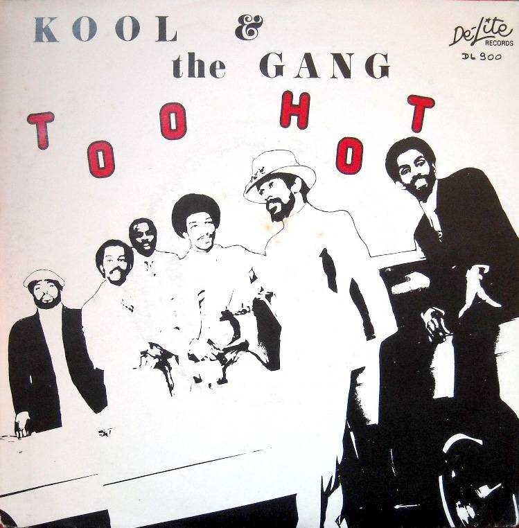 """""""Too Hot"""" - This smoking love song was the second hit off the Ladies' Night LP, showcasing J.T.'s emotional chops and tugging heartstrings along the way.   (Photo: De-Lite Records)"""