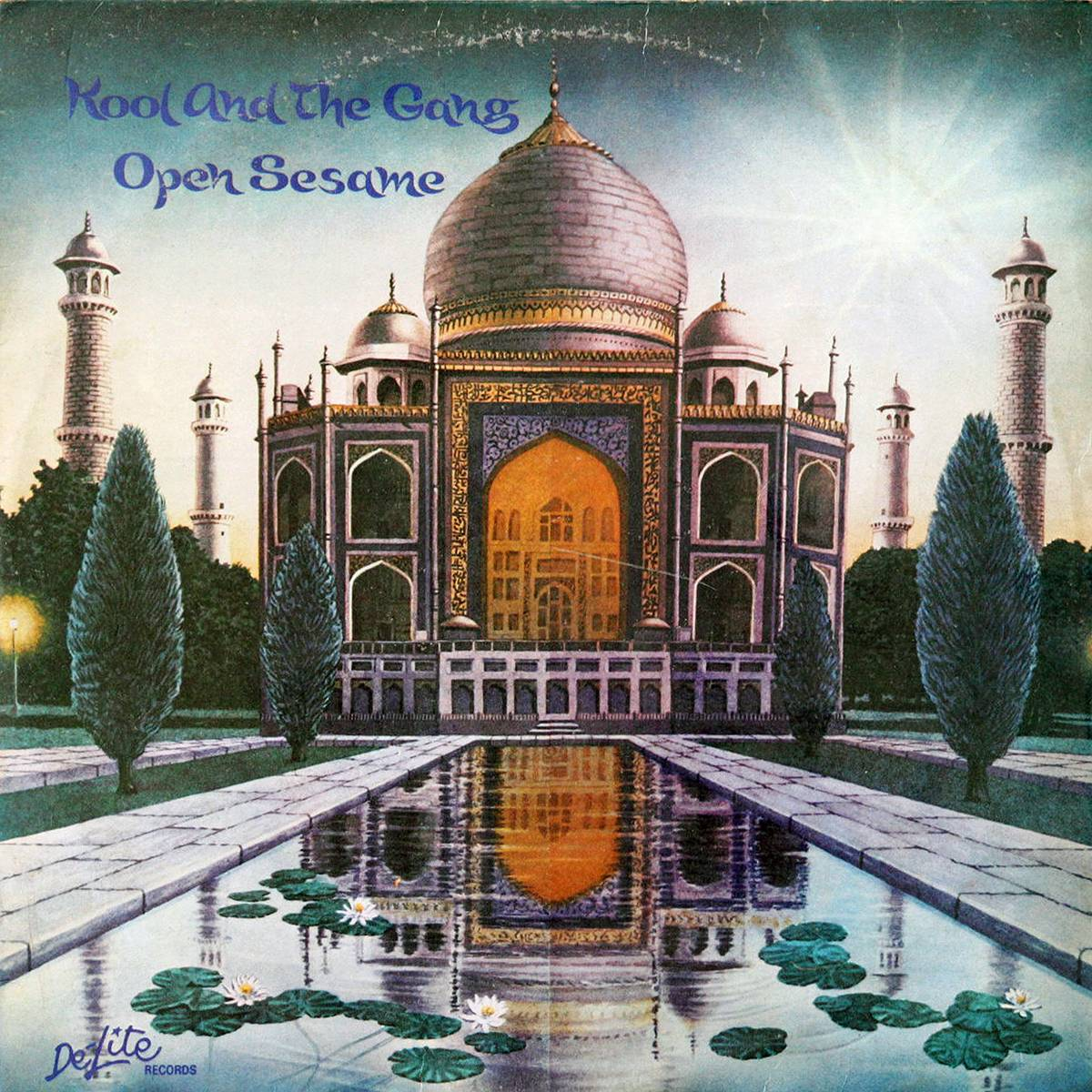 """""""Open Sesame (Groove With the Genie)"""" - Perhaps one of the best songs of the disco era, this Kool & the Gang dance track gained its biggest spotlight when it was featured on the soundtrack of the iconic film Saturday Night Fever.  (Photo: De-Lite Records)"""