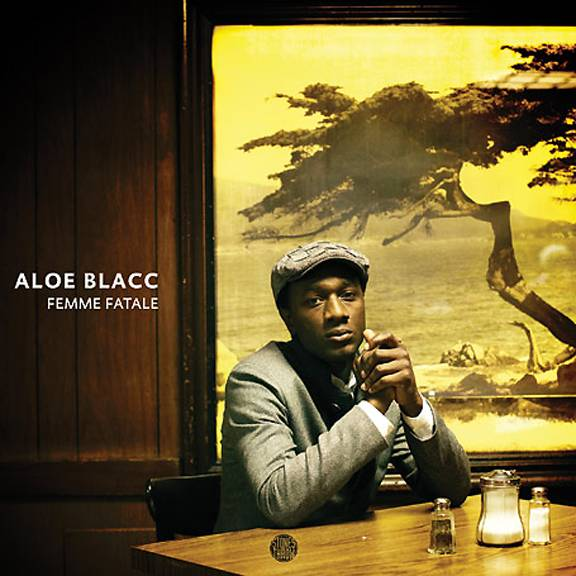 """'Femme Fatale'  - """"Femme Fatale"""" is the second single from Aloe Blacc's album Good Things. The song is a rendention of The Velvet Underground's song, which also bears the same name. (Photo: Interscope Records)"""