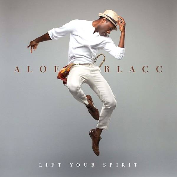 Lift Your Spirit  - His third solo album,Lift Your Spirit,embraced a folk/soul/pop feel that?s bothlighthearted and astounding in the way it presents a valuable message on each track. Aloe Blacc's poetic side flows free on Lift Your Spirit, with the inspiring lyrics paired with catchy hooks making it a wonderful listen. (Photo: Interscope Records)