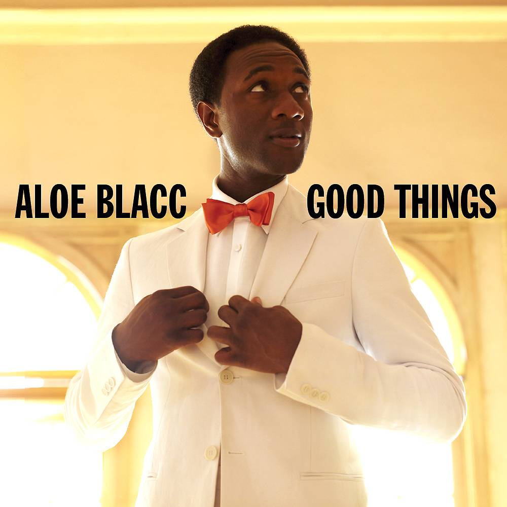 Good Things - Good Things is the album that solidified his career. The album was certified gold in the UK, France, Germany and Australia, among other countries. (Photo: Interscope Records)