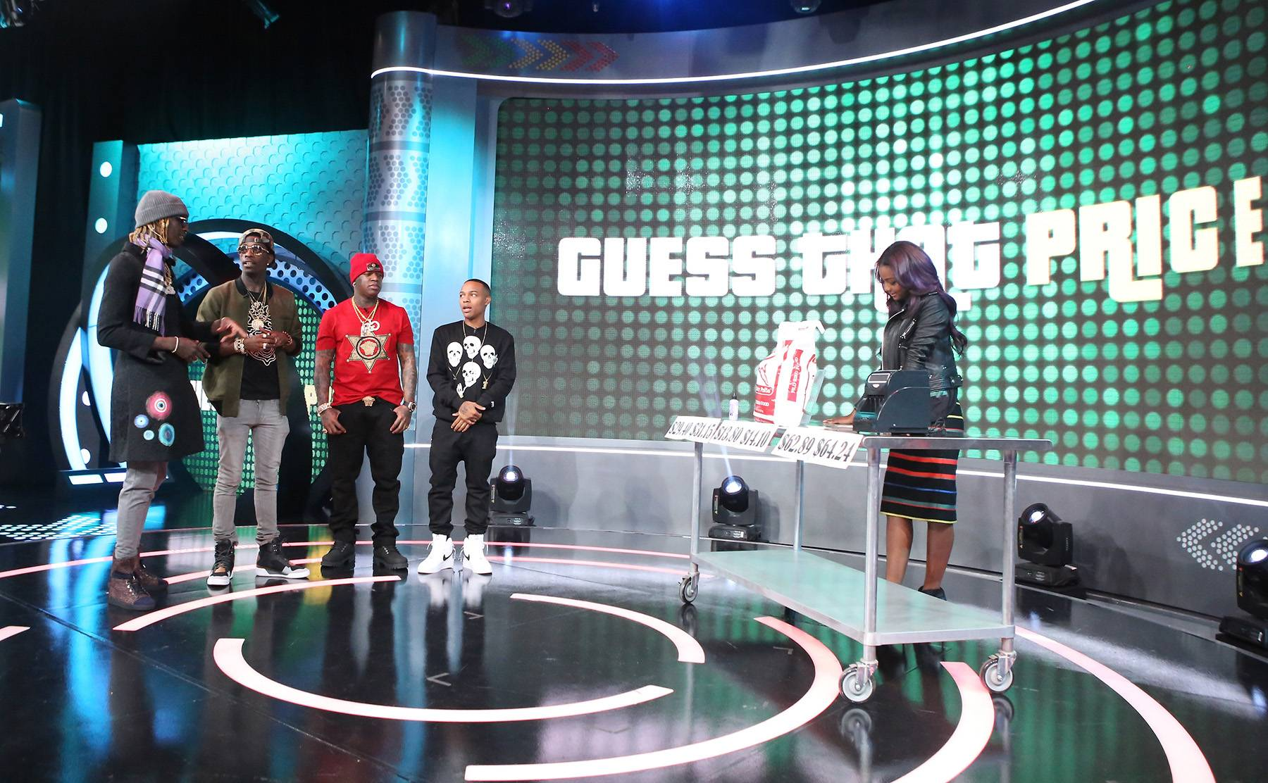Guess That Price - (Photo: Bennett Raglin/BET/Getty Images for BET)