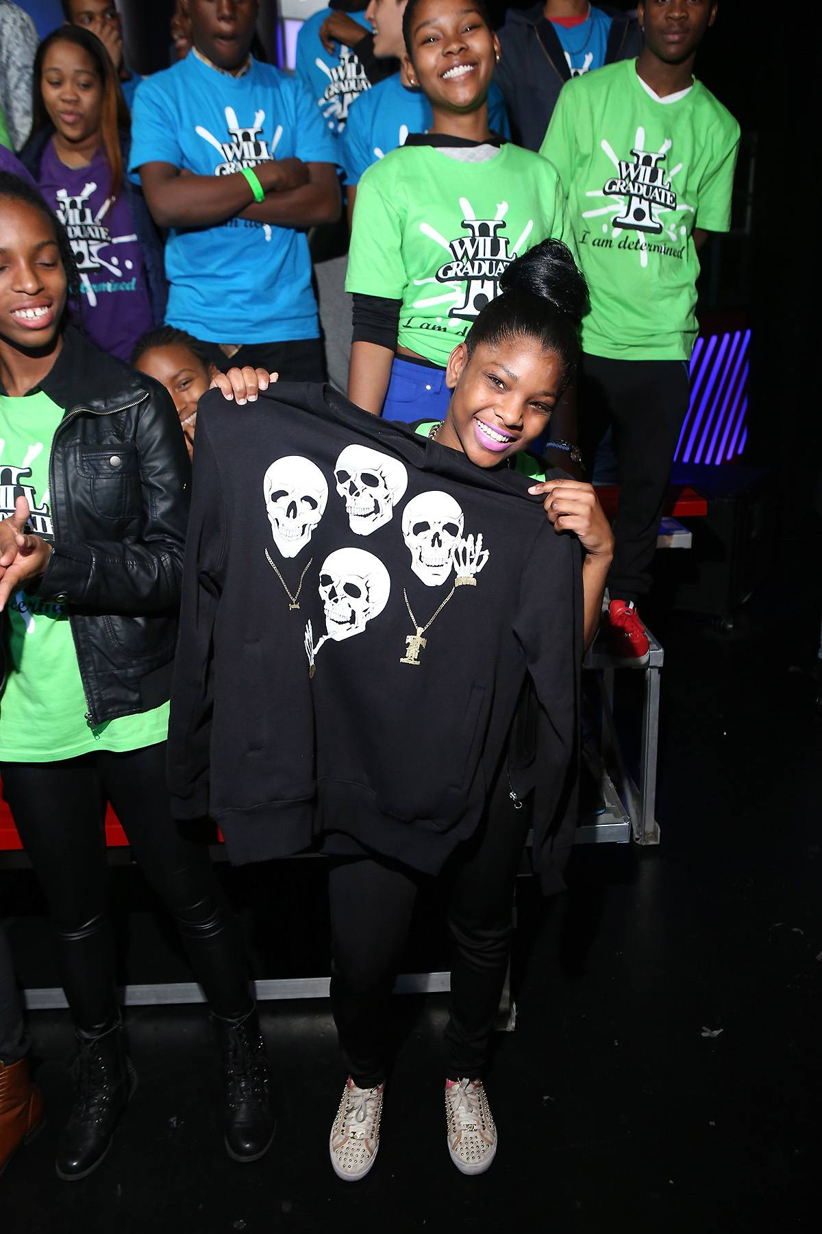 One Fan at a Time - (Photo: Bennett Raglin/BET/Getty Images for BET)