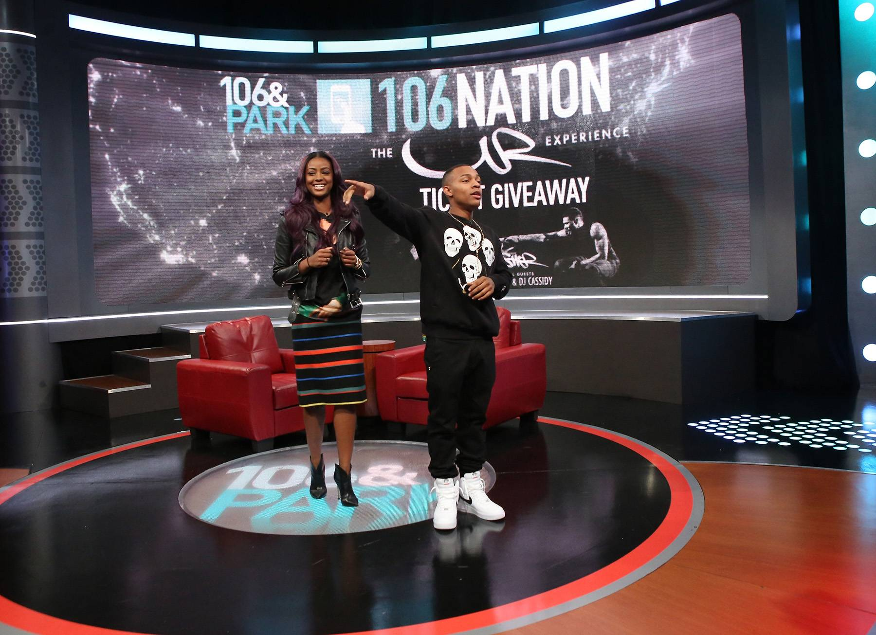 Let's Hear From the 106 Nation - (Photo: Bennett Raglin/BET/Getty Images for BET)