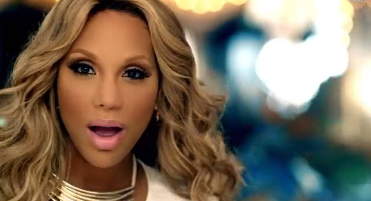 """'The One' ? Tamar Braxton  - One of the best songs that sample the Notorious B.I.G.'s """"Juicy."""" This song is definitely something to get up and groove to! (Photo: Epic Records)"""