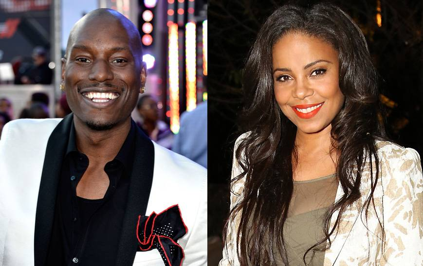 3.She Might Be Dating Tyrese - Looks like she may have found her baby boy. (Photos from left: Rachel Murray/Getty Images for Communities In Schools of Los Angeles, Frazer Harrison/Getty Images)