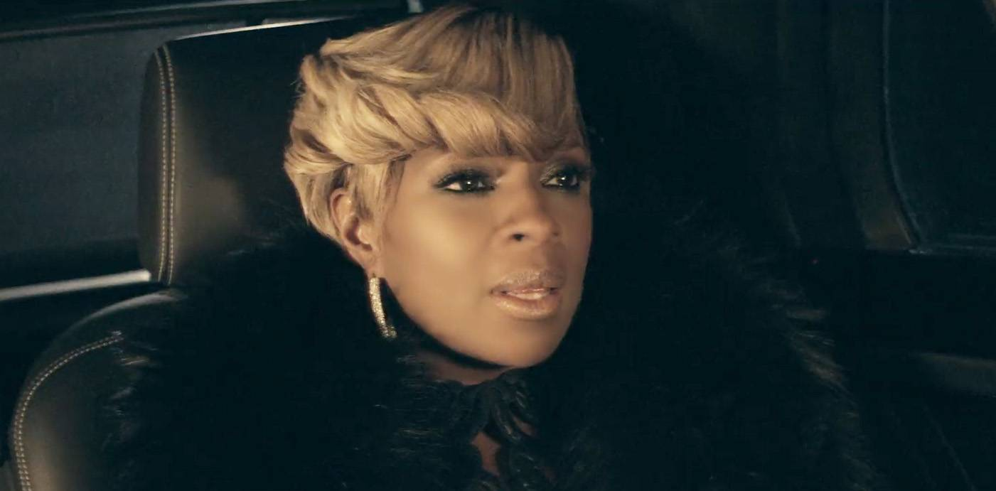 """New Music From Mary J. Blige - Mary J. Blige released a new video for her Disclosure-produced track, """"Right Now."""" In the video, Mary is spotted traipsing through the streets of London as she delivers her empowering message of not putting up with games from a lover. """"Right Now"""" is part of Mary's TheLondon Sessions, which will be released on Decemeber 2 with production from Sam Smith, Rodney Jerkins and more. (Photo: Capitol Records)"""
