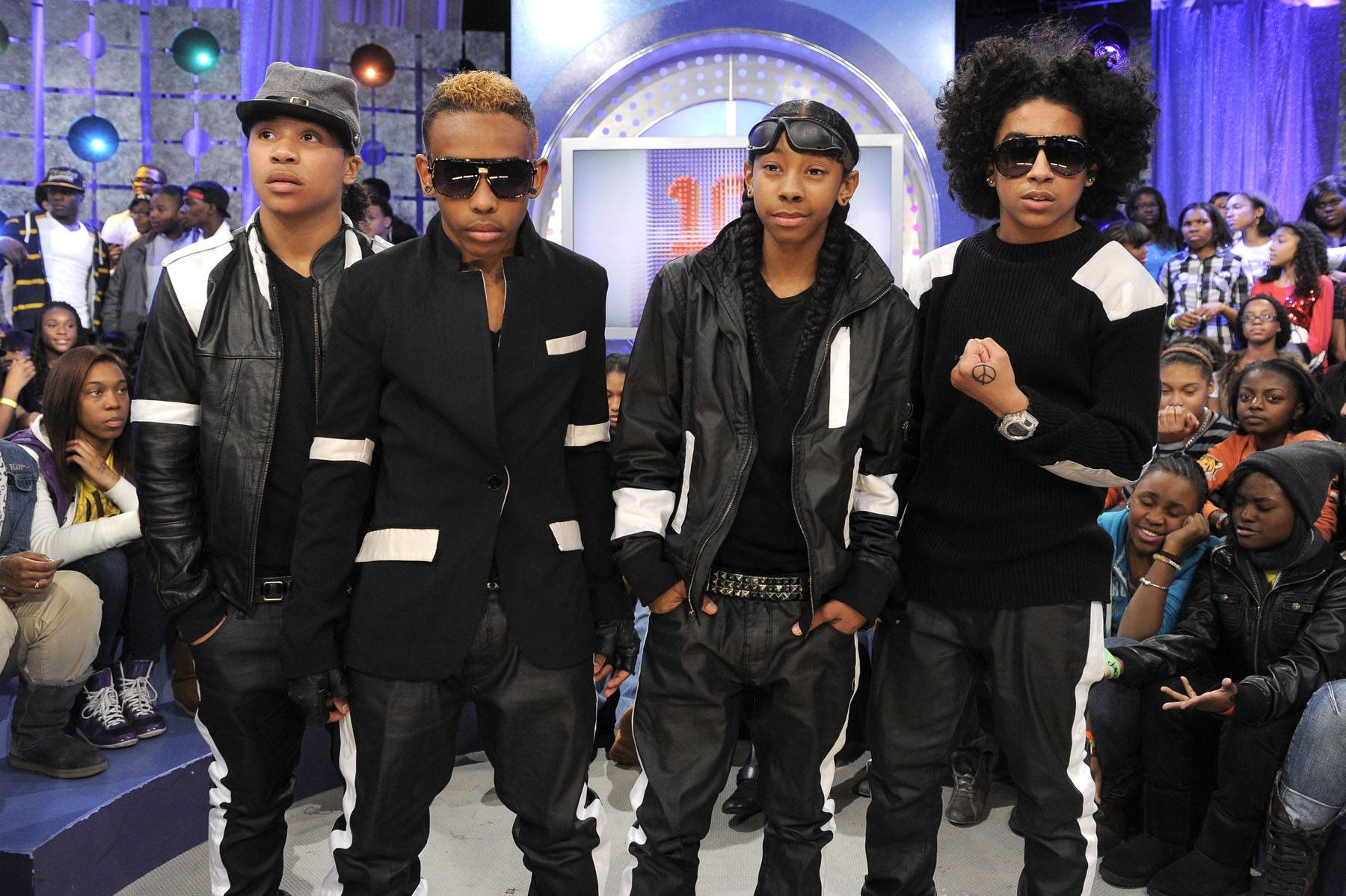 Mindless Behavior - Mindless Behavior drive the ladies crazy, and the last time a boy band caused this much pandemonium was during the 106 reign of B2K. The main difference is that Princeton, Prodigy, Ray Ray and Roc Royal plan on being together forever!See what MB says about their upcoming tour tonight on 106 & Park!(Photo: John Ricard/BET)