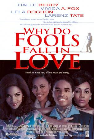 Why Do Fools Fall in Love  - Actor Larenz Tate starred as troubled singer Frankie Lymon, who passed tragically in 1968 at 25. The movie title was adopted from Lymon's Top 10 hit of the same name.(Photo: Warner Bros.)