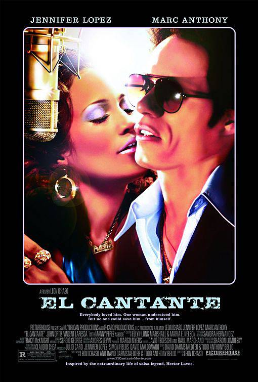 El Cantante - J.Lo and Mark Anthony teamed up to tell the story of Latin singer H?ctor Lavoe, whose promising career was cut short by AIDS in 1993 at the age of 46.(Photo: Picturehouse)