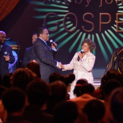Bobby Jones and Shirley Caesar - Check out these photos!