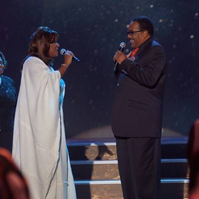 Bobby Jones and Patti LaBelle - Check out these photos!