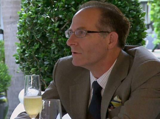 Keyshia Cole Episode-4 - Keyshia's mentor and boss Ron Fair looks on.