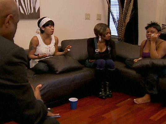 Keyshia Cole Episode-4 - Pastor Phelps trys to help the family.