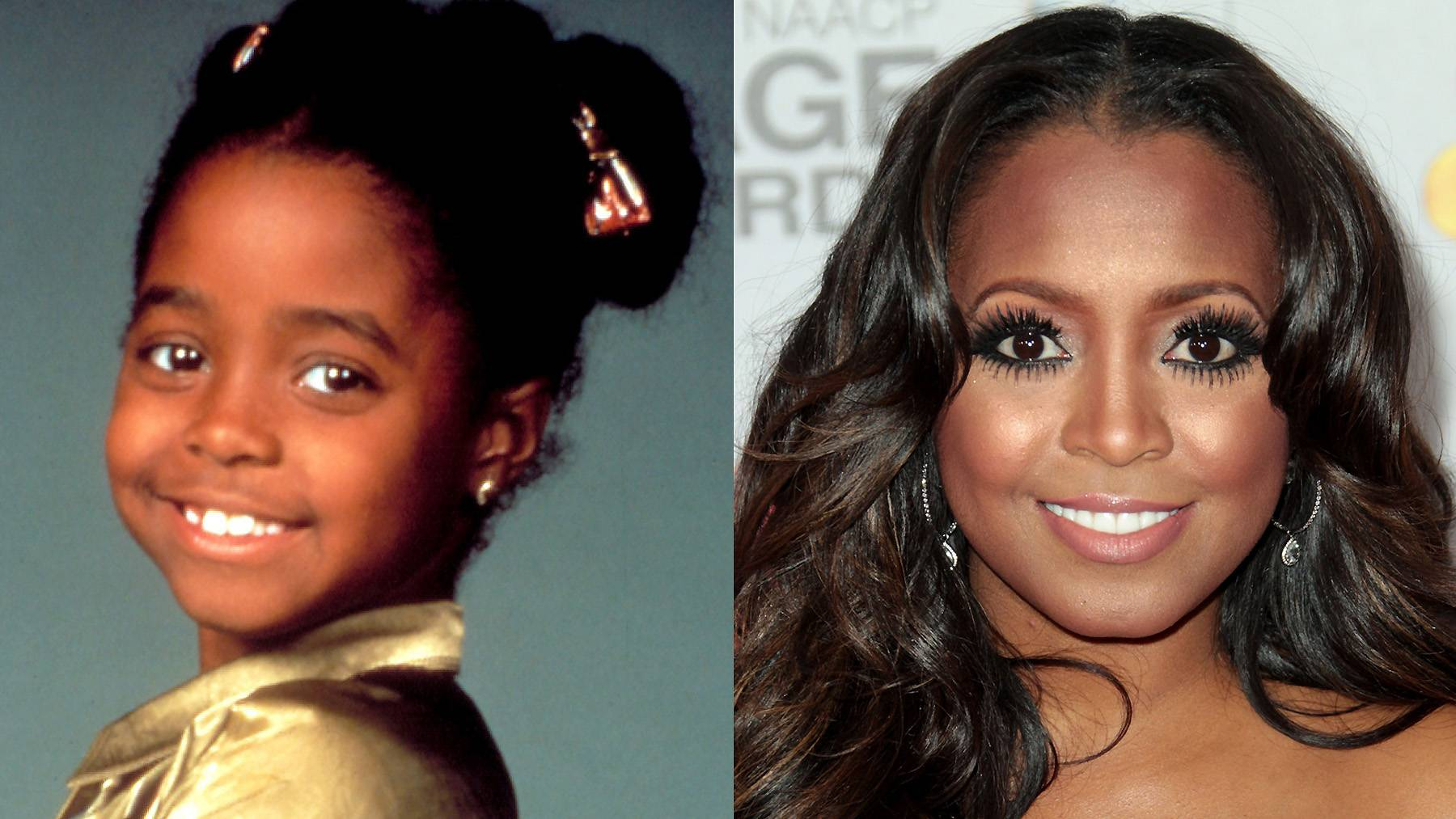 Keshia Knight Pulliam - Pulliam stole the show long before Raven-Symon? came into the picture as Rudy Huxtable on The Cosby Show. The actress continued to hold her own ? with that killer smile and doe-eyed look ? on Tyler Perry's House of Payne and as a recent contestant on celeb diving show Splash.  (Photos from left: Courtesy Everett Collection, Frederick M. Brown/Getty Images for NAACP Image Awards)