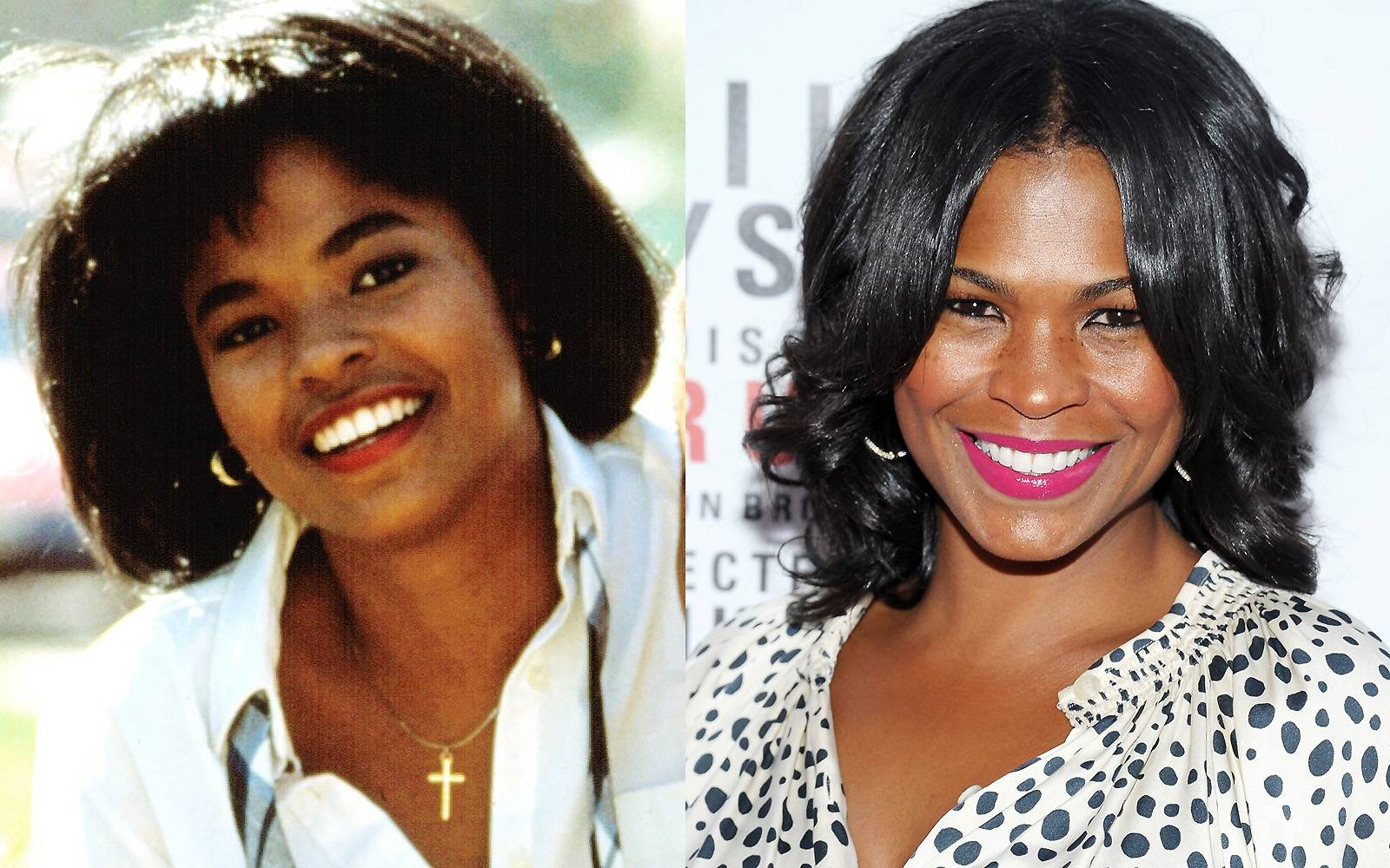 Nia Long - Long began her career on the soap opera Guiding Light and as Will Smith's pixie-haired girlfriend on The Fresh Prince of Bel-Air. Her style has grown with her and instead of the short bobs, the girl-next-door star is often seen with softer curls that frame her face. We can?t wait to see her in the upcoming The Best Man sequel.   (Photo: Columbia Pictures, Michael Loccisano/Getty Images)