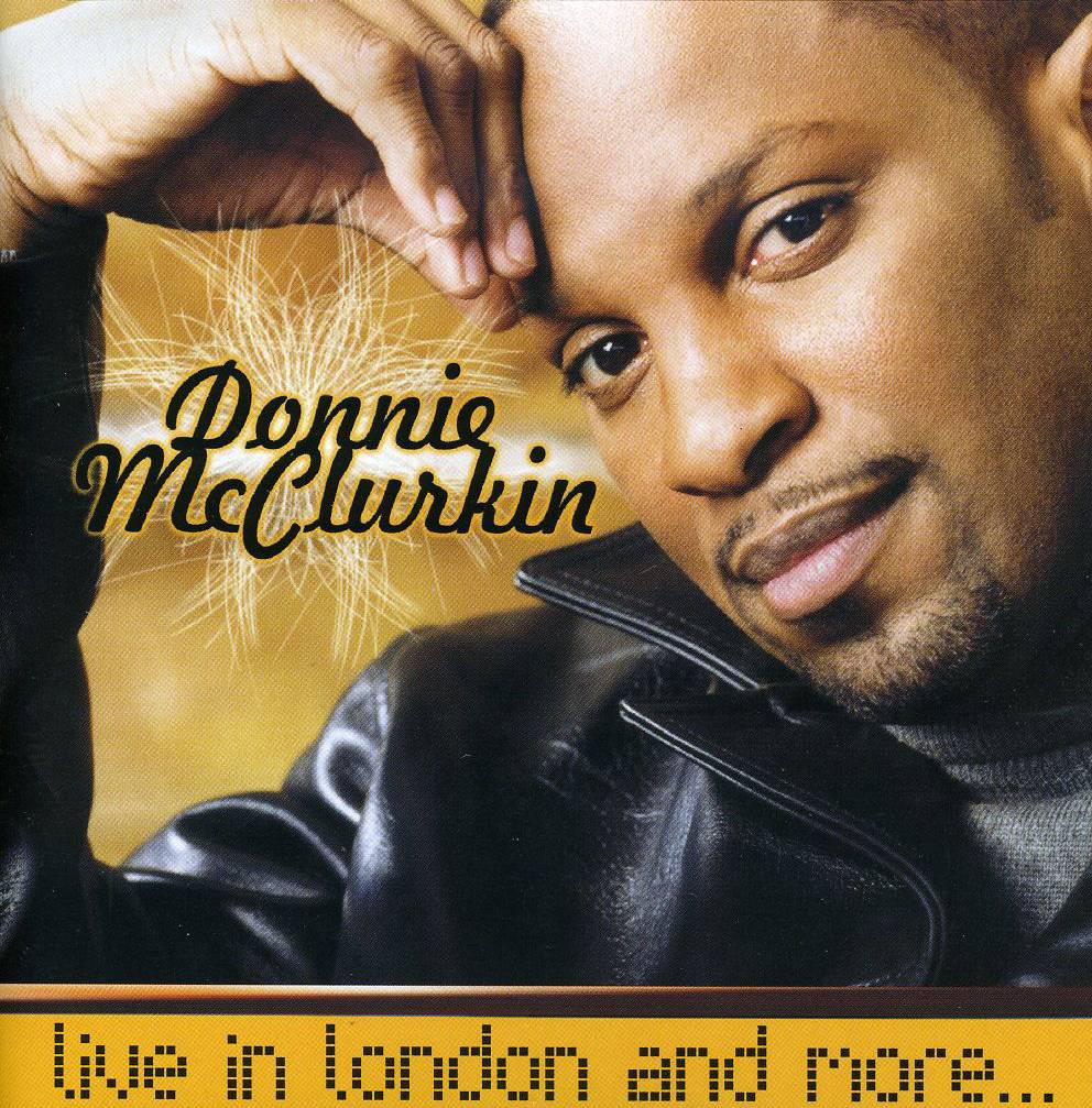 """Donnie McClurkin ? Live in London and More... - Already a popular gospel singer and songwriter, it was Donnie McClurkin's London recorded breakthrough 2000 CD Live in London and More... that pushed him to his elite status as one of gospel's biggest names. The CD included the popular """"That's What I Believe,"""" """"Who Would've Thought,"""" """"Carribbean Medley,"""" """"Great Is Your Mercy"""" and the mega hit """"We Fall Down."""" (Photo: Verity Records)"""