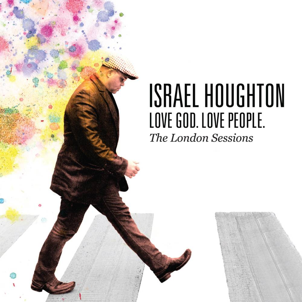 """Israel Houghton ? Love God. Love People. The London Sessions - In 2010, praise and worship mega star Israel Houghton released the critically acclaimed Love God. Love People. The London Sessions, which included """"You Hold My World"""" and """"Hosanna (Be Lifted Higher)."""" (Photo: Integrity Media/Columbia Records)"""