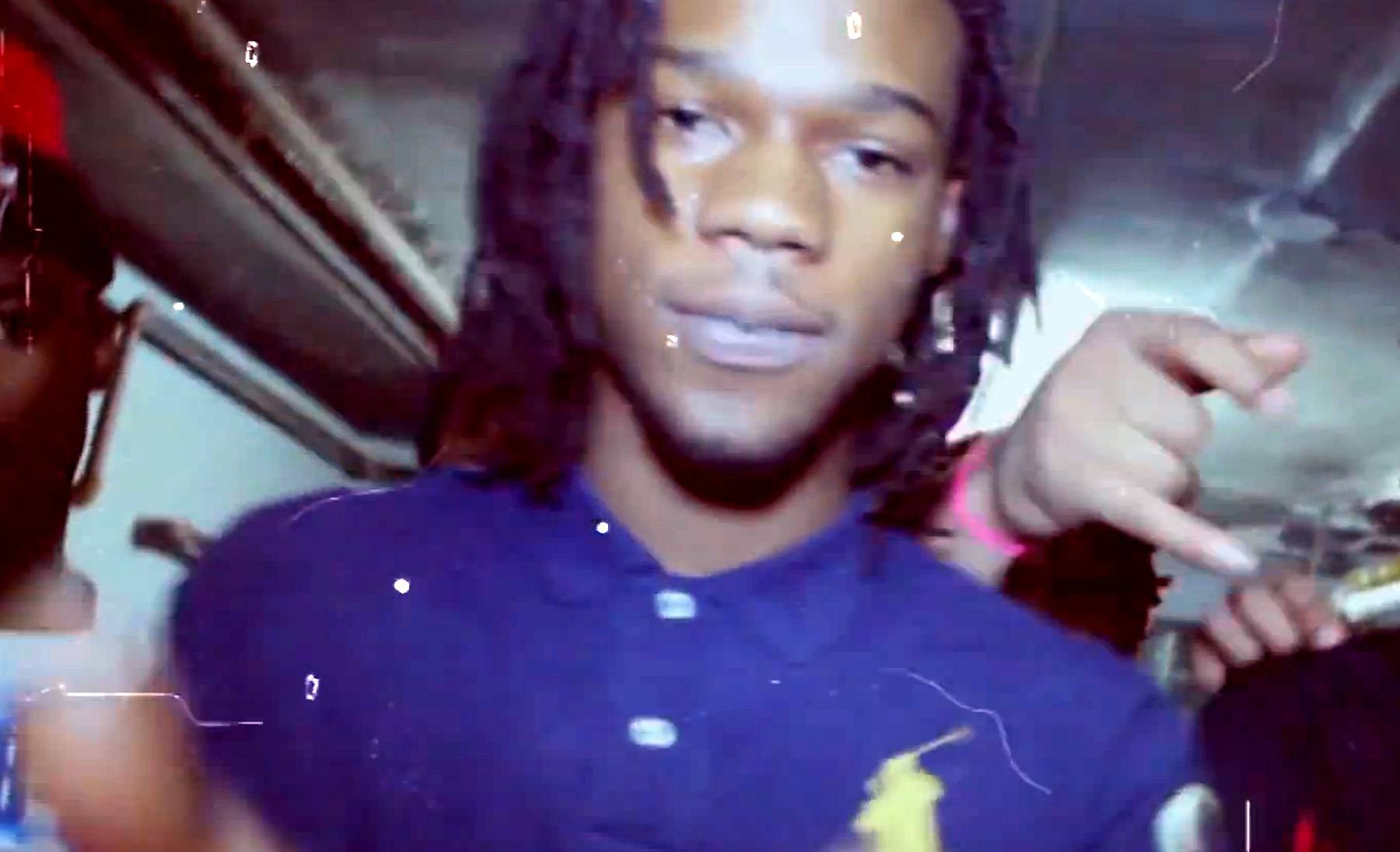 """Don Darius - Ladarius Brisco, aka Don Darius,was shot in the head and killed in December 2013.He had beefs with the Black Disciples and dissed them numerous times in his songs and YouTube videos. He often chanted """"B-D-K"""" is his rhymes, which means Black Disciple Killer. He was only 17 years old.(Photo: MoreMilli1 via YouTube.com)"""
