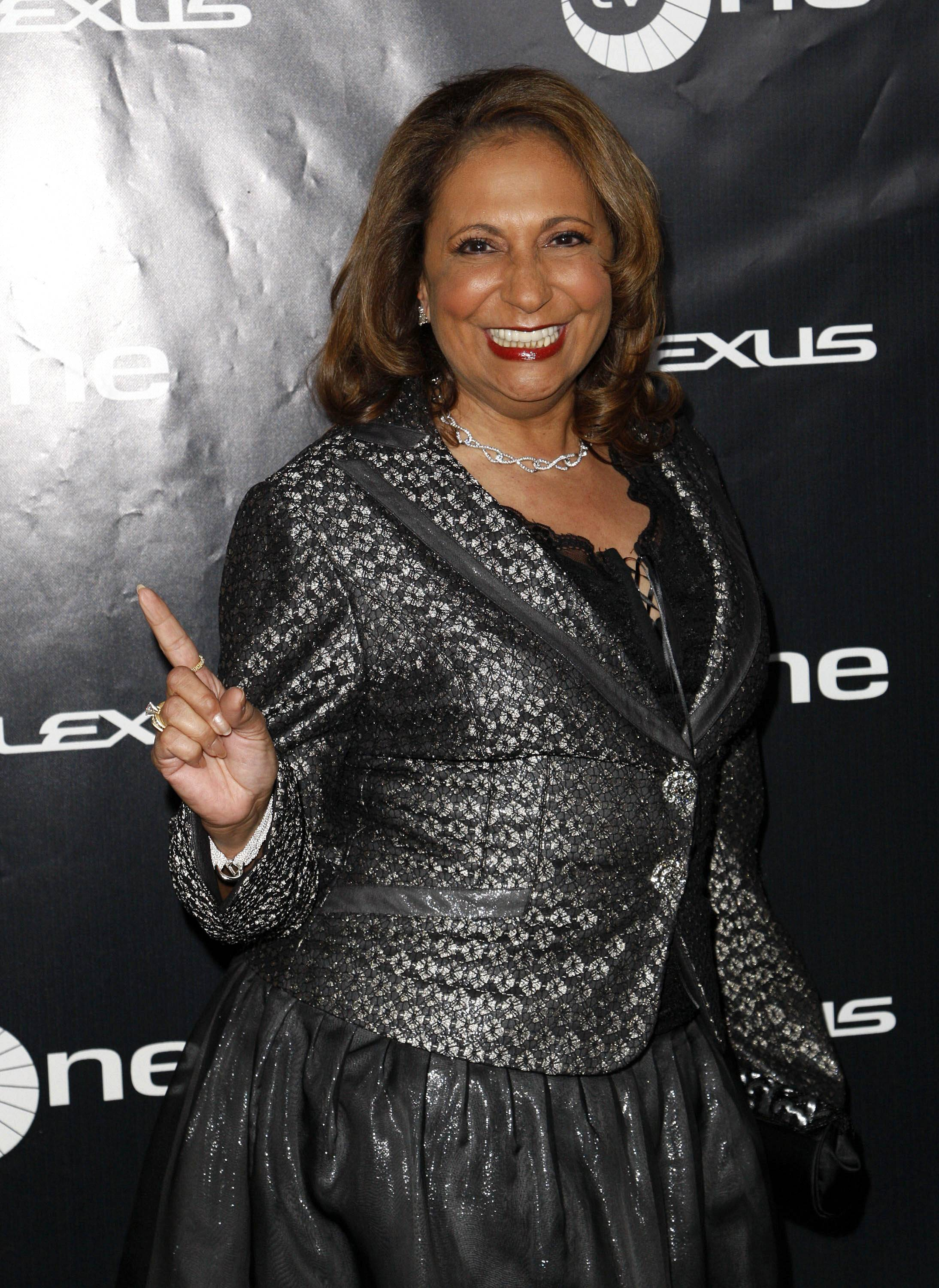 Cathy Hughes - Cathy Hughes rose from single mom to leading radio executive, founding Radio One, with 55 music and entertainment stations in 16 markets across the U.S., and more than $400 million in revenue a year.   (Photo: Michael Buckner/Getty Images)