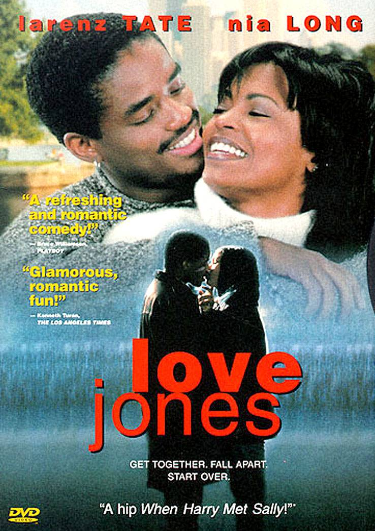 Love Jones - The 1997 romantic classic Love Jones saw Kain star in yet another classic film.Watch #BLX: In New York With Khalil Kain(Photo: New Line Cinema)