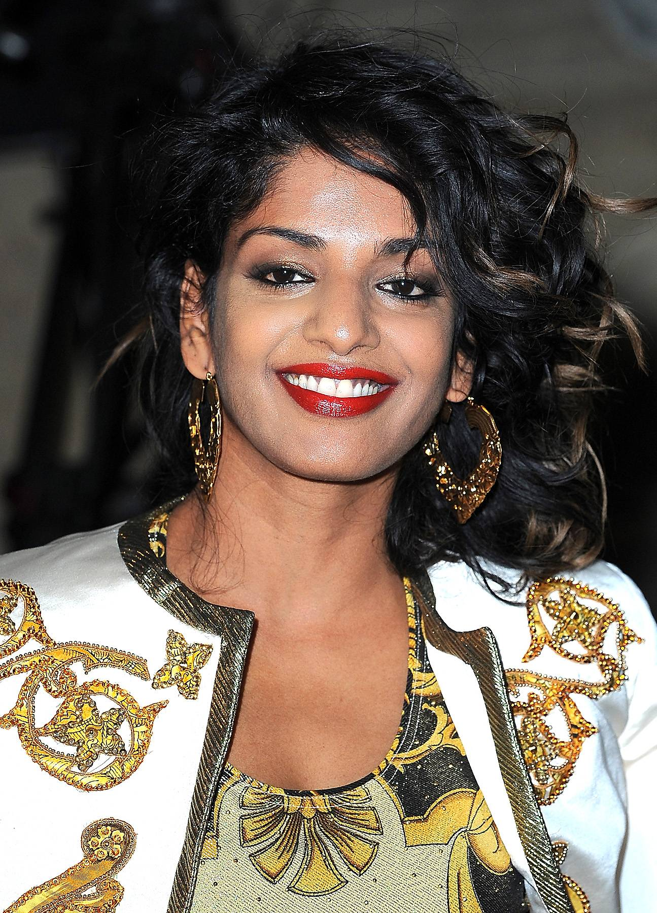"""M.I.A. vs. Interscope - M.I.A.raged against the machine in August 2013. The """"Bad Girls"""" singer threatened to leak her Matangi album after a long standingsquabblewith Interscope. It was the first album she released on the label, eventually hitting shelves Nov. 5, a year after its initial scheduled date.(Photo: Pascal Le Segretain/Getty Images)"""