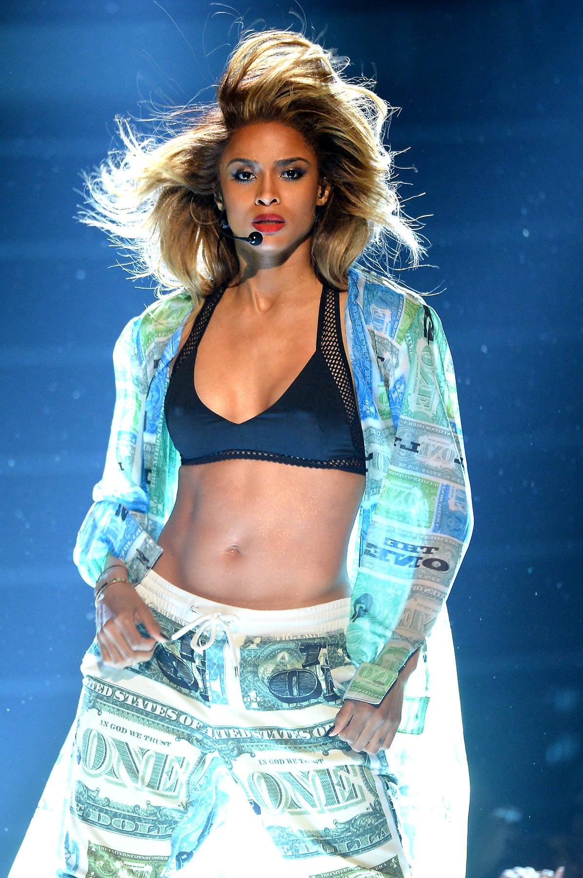 """Best Dance Performance: Ciara - """"Body Party"""" - Ciara proved she's the queen of the dance floor in the video for her body-roll inducing hit R&B single. (Photo: Mark Davis/Getty Images for BET)"""