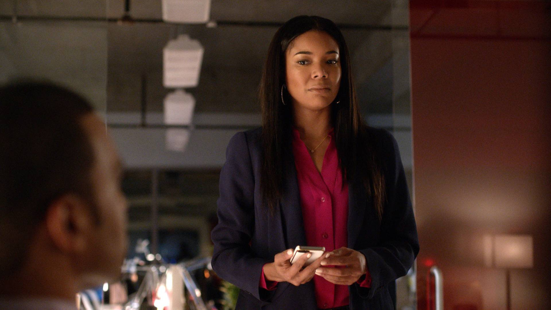 Being Mary Jane - Aside from the racy sex scenes with Omari Hardwick, Brandon definitely rivaled those in season two. To top it off, we find out that Dr. Lisa was sleeping with David and then THIS happened.  (Photo: BET)