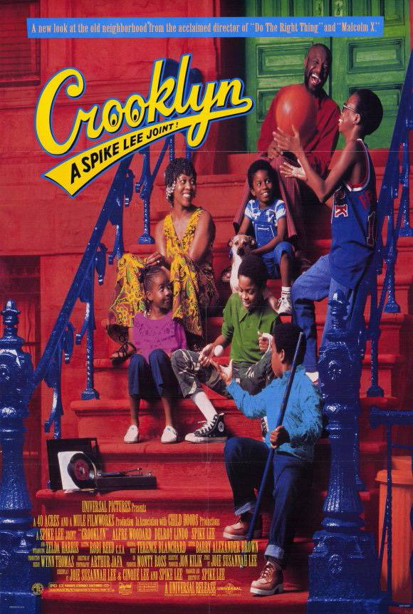 Crooklyn - Similar to Life, Love, & Soul, Crooklyn takes a look at a young person dealing with their mother's death and how they find triumph in their tragedy.(Photo: Courtesy Universal Pictures)
