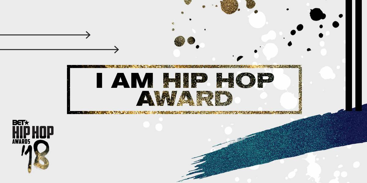 Year of Honor: 2018 - We hate to be secretive about who will receive the honor this year, but we'll share in coming weeks. In the meantime, hit us on Twitter using the hashtag #HipHopAwards, and tell us who you think it might be! Plus, be sure to follow the show on Twitterto get the latest news, updates and surprise announcements.
