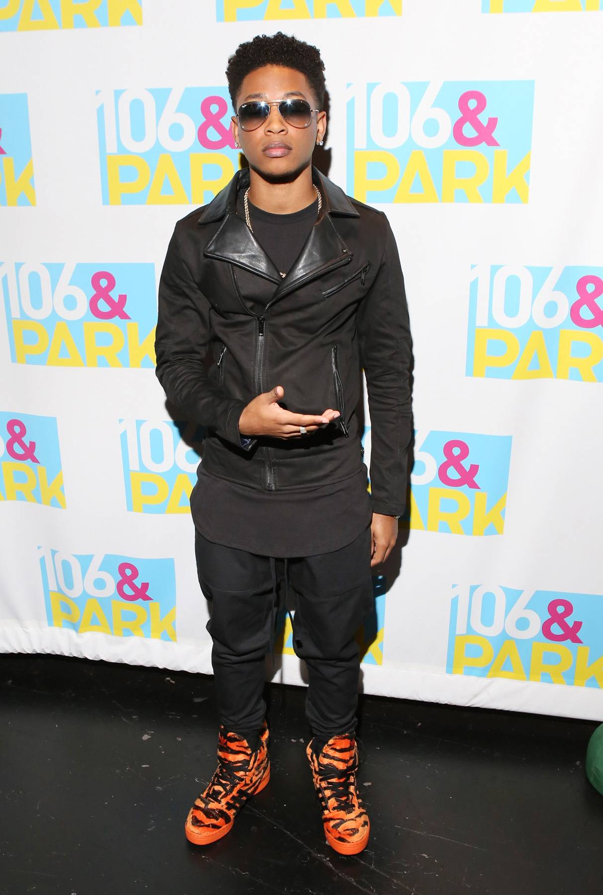 Jacob Latimore - September 19, 2014 - Known for his singing abilities, Jacob Latimore is now a rising big screen heartthrob. He talked about his role in new film The Maze Runner and how he's met a few bros for life. Watch a clip now! (Photo: Bennett Raglin/BET/Getty Images)