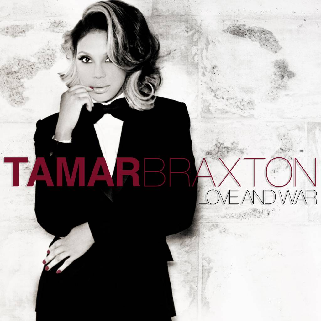 'Love and War' ? Tamar Braxton - The Love and War album offers various levels of melodies, from emotional to upbeat tunes blended together with pure soul. Each track contains something heartfelt and sincere, and provides a story that will leave you in your feelings.(Photo: Courtesy of Epic Records)