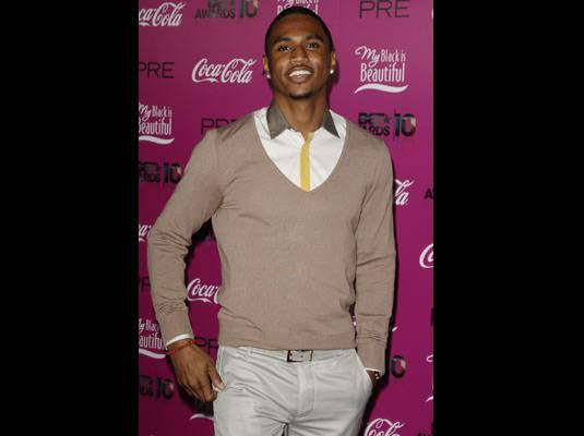 Trey Songz - Trey is ?Ready? for a great night and the debut of his new show, ?Trey Songz: My Moment.?