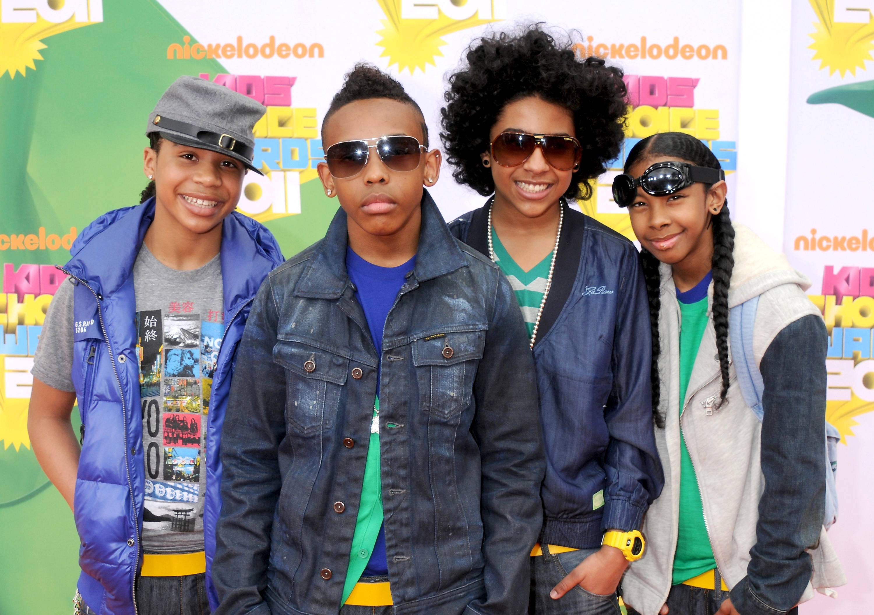 The Elements of Style - Fans love Mindless Behavior's young, fresh style, from the shoes to the shades to the wardrobe. And let's not forget their hair!(Photo by Gregg DeGuire/PictureGroup)
