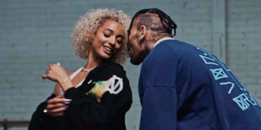 """DaniLeigh's """"Easy (Remix)"""" featuring Chris Brown earned a Best Dance Performance nomination. - (Photo: Def Jam)"""