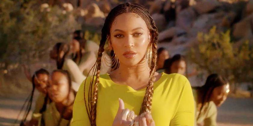 """Beyonce has been recognized with a Best Dance Performance nomination for """"Spirit."""" - (Photo: Parkwood Entertainment)"""