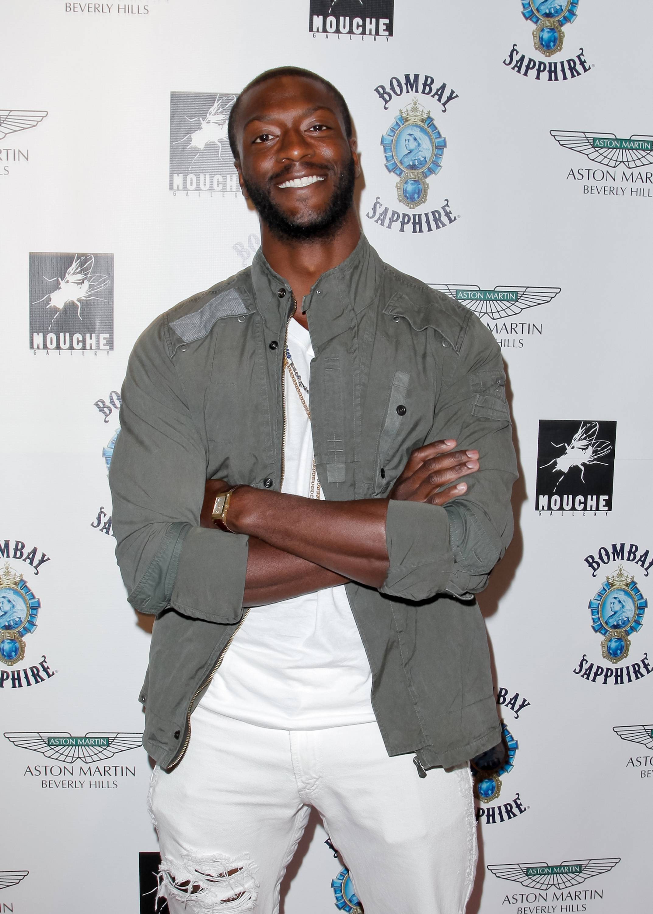 Aldis Hodge - Maybe he isn't the perfect guy for Sanaa, but it doesn't hurt to try, right? (Photo: Tibrina Hobson/WireImage)