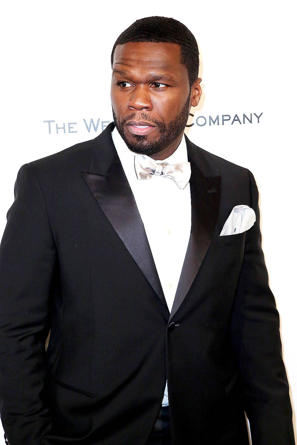 """50 Cent's Ex Blows the Whistle - 50 Cent's ex-girlfriend, who goes by the name of """"Tatted Up Holly,"""" accused the hip-hop mogul of being abusive. It started on social media, of course. According to reports, 50 Cent posted a photo of """"Tatted Up Holly"""" on MediaTakeOut alleging that she slept with Trey Songz. 50 deleted the post but not before Holly saw it. She responded by posting an alleged text exchange between the two, where she threatens to release proof that 50 was abusive toward her. That didn't end well, so she then posted a lengthy message calling him a """"woman beater."""" Yikes. Read the full exchange here.   (Photo: Ari Perilstein/Getty Images for FIJI Water)"""