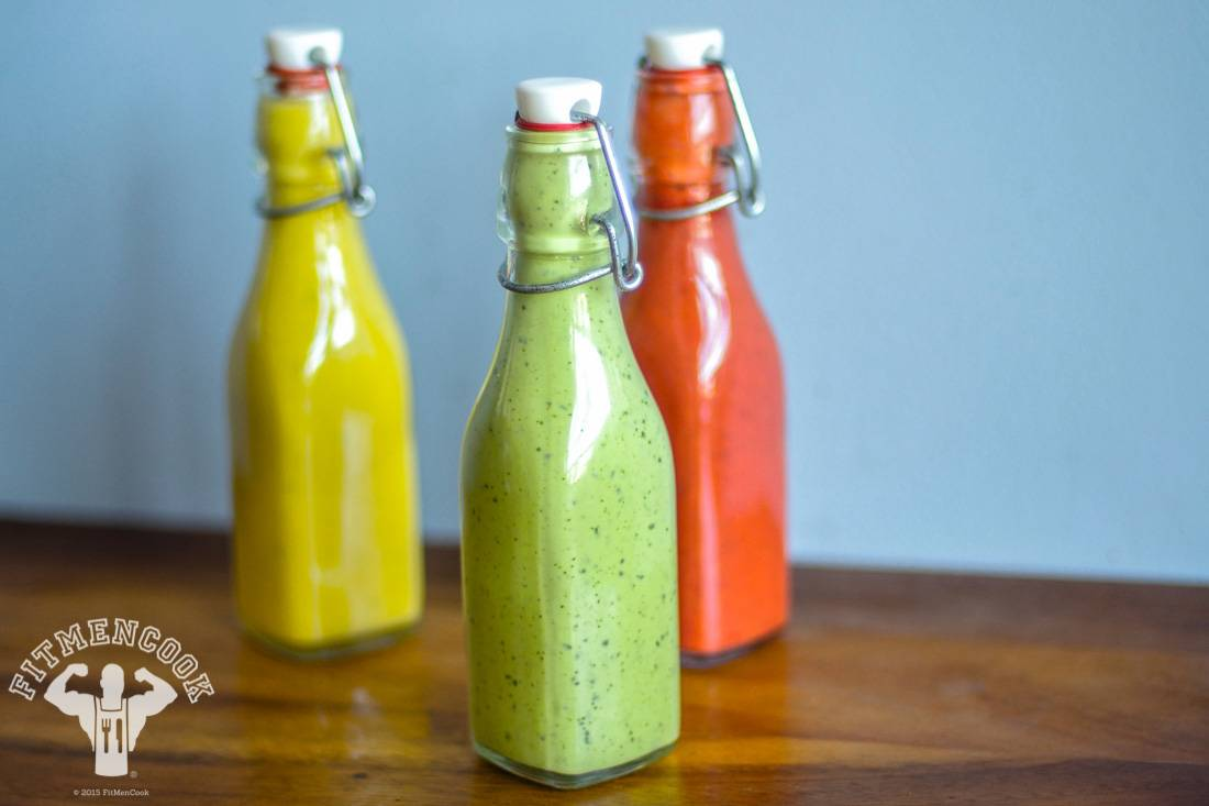 Homemade Salad Dressing - Do your body a favor and start making your salad dressing at home.  (Photo: Kevin Curry)